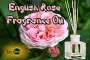 Olio Fragranza Rosa Inglese