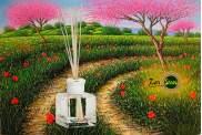 Olio Fragranza Viale fiorito