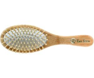 Spazzola in Legno di Bamboo - Stimola la crescita dei capelli