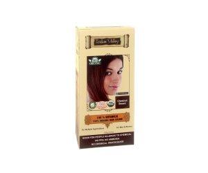 Indus Valley - Castagna - Chestnut Brown - Botanical Hair Colour - Miscela biologica henné