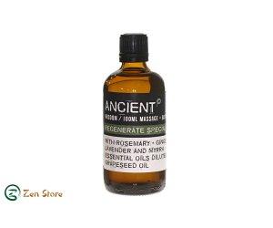 Olio Per massaggi - Miscela Rigenerante