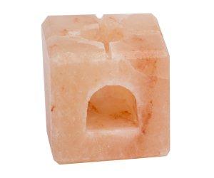 Diffusore Essenze in Sale Rosa dell'Himalaya – Quadrato