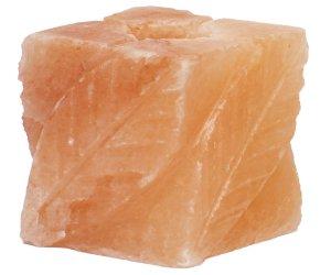 Diffusore Essenze in Sale Rosa dell'Himalaya – Cubo