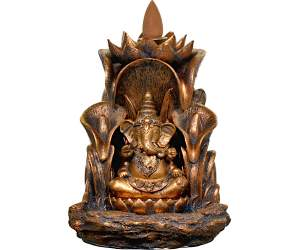 Brucia incenso a Riflusso – Ganesh con fiore di Loto