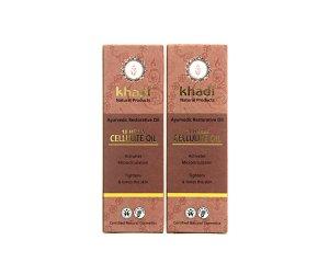 Khadi Olio Anticellulite alle 10 Erbe