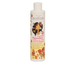 Shampoo Riparatore Capelli al Sole ai Fiori di Melograno