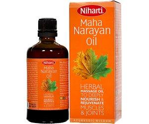 Maha narayan Taila - per muscoli e articolazioni