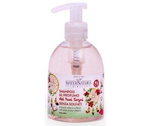 Shampoo al Profumo dei Tuoi Sogni - Senza Solfati