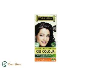 Indus Valley - Gel Colorante Castano Chiaro - Light Brown - Colore 5.0 - Kit Colorante Naturale Per Capelli