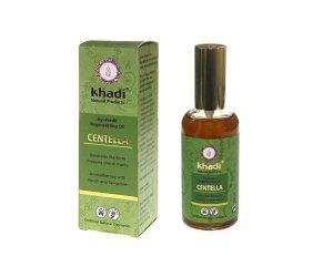 Olio Rigenerante alla Centella della Khadi