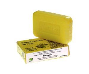 Saponetta naturale allo Zolfo - Per pelli acneiche