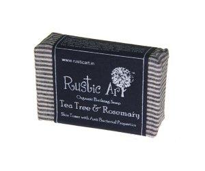 Saponetta al Tea Tree e Rosmarino - Contro le imperfezioni