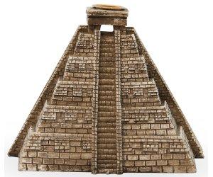 Brucia Incenso a Riflusso – Piramide Azteca