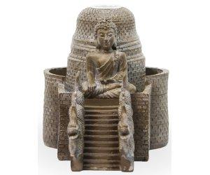 Brucia Incenso a Riflusso - Tempio del Buddha Thailandese