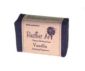 Saponetta all'olio resina di Vaniglia - Antietà