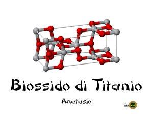 Titanio Biossido Anatasio