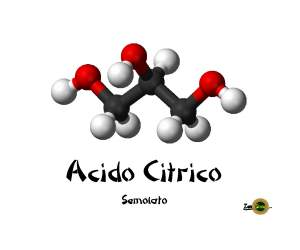 ACIDO CITRICO monoidrato food grade