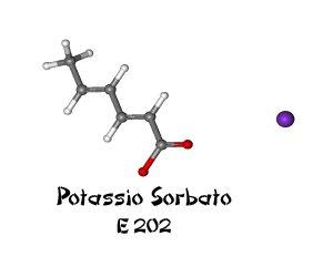 Potassio sorbato E 202 granulare