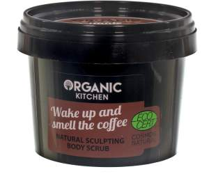 Scrub corpo anticellulite - Wake up and Smell the Coffee