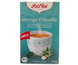 Yogi Tea Menta e Clorella