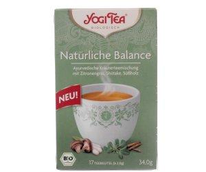 Yogi Tea Equilibrio Naturale