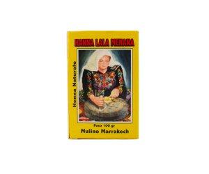 Henné Lala Menana - Rosso Rubino - Hennè/Henna/Lawsonia Inermis - Body Art Quality