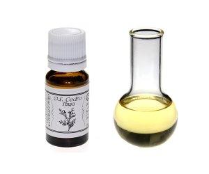 Olio Essenziale Foglie di Cedro - Thuja occidentalis