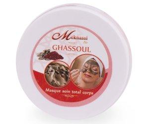 Maschera Total Body Ghassoul e Argilla Rossa