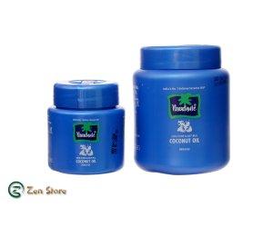 Olio di Cocco Parachute - Nutriente per capelli sfibrati e pelle secca - Burro di Cocco