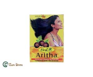 Aritha Hesh- 100% naturale