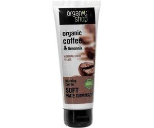 Gommage Viso Delicato al Caffè
