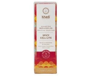 Khadi - Olio per il corpo Spicy Cell-lite - 100ml