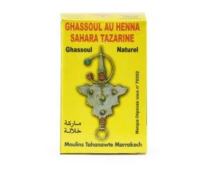 Sahara Tazarine - Miscela di Ghassoul e Henna