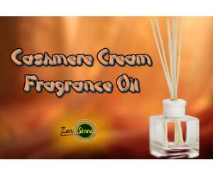 Olio Fragranza Cashmere Cream