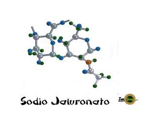 Sodio jaluronato ad alto peso molecolare - Uso cosmetico