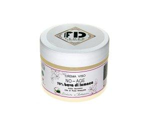 Crema viso con 70% bava di lumaca con olio di rosa mosqueta e acido ialuronico