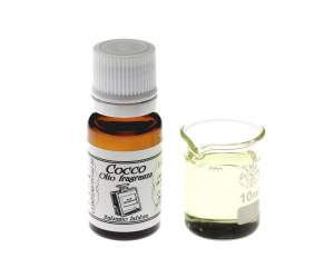 Olio fragranza balsamo labbra cocco - Naturale