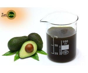 Olio di Avocado Biologico non Raffinato