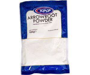Arrowroot Polvere- Fecola di Maranta-Addensante a basso indice glicemico