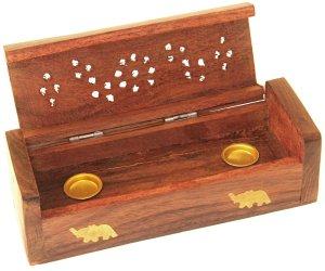 Box Per Coni in Legno di Sheesham  - Cofanetto