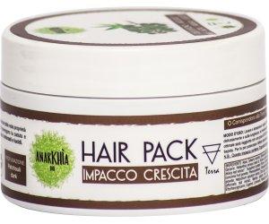 HAIR PACK TERRA - CRESCITA – Impacco Capelli Stimolante e Rinforzante
