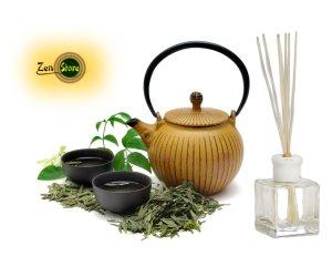 Olio Fragranza al Tè Verde