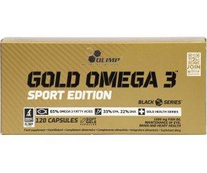 Gold Omega 3 D3+K2 Sport Edition – Integratore - Salute Ossa e Muscoli