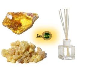 Ambra e Incenso Olio Fragranza
