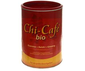 Chi Cafe Dr-Jacobs Organic