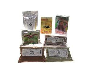 Kit Base Cura e Colorazione Naturale Capelli - ZenStore