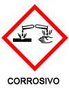Pericoloso: corrosivo